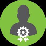 green award icon